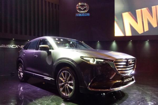 Mazda bidik penjualan 8.000 unit hingga akhir 2018