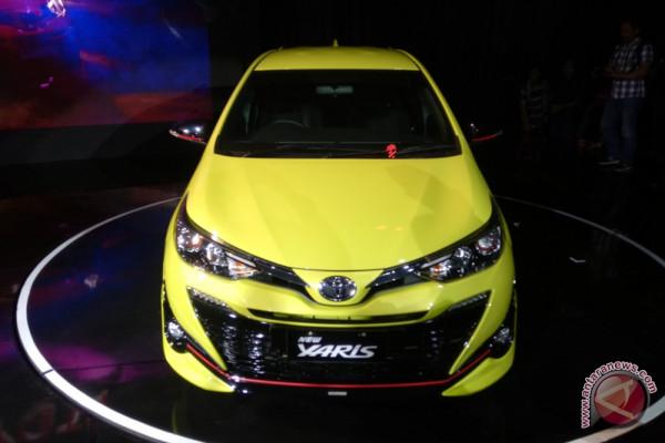Penjualan Toyota Yaris tumbuh 16 persen