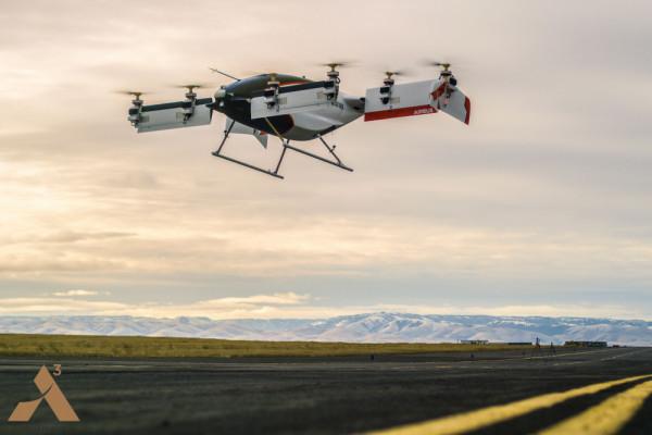Taksi Terbang Airbus 'Vahana' Sukses Uji Terbang Perdana