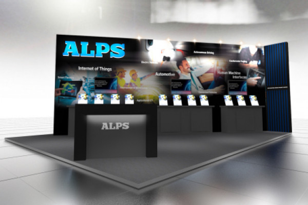 Alps Electric akan hadiri Convergence India 2018 untuk pertama kalinya