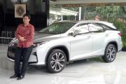Lexus RX tujuh penumpang masuk Indonesia, tanpa target penjualan