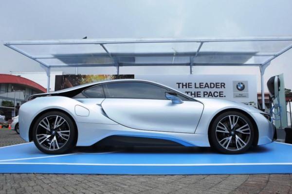 BMW i8 siap unjuk kebolehan di Festival Mobil Listrik IIMS