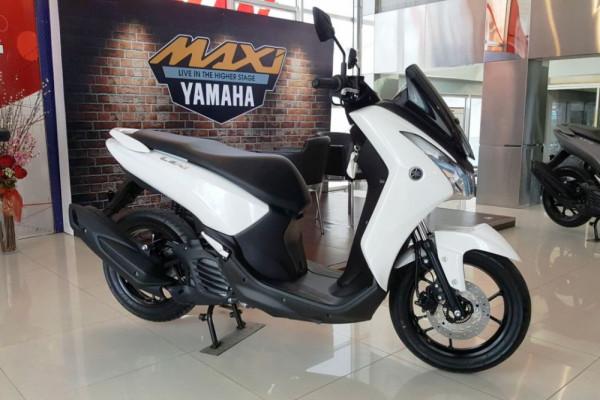 Yamaha optimistis jual 2.000 Lexi tiap bulan di Sumatera Utara