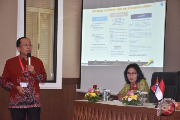 Kejar target bauran EBT pada 2025, Indonesia jajaki kerjasama hydropower dengan Norwegia