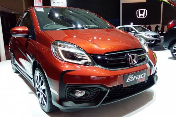 Andalkan Brio cs, Honda pasang target penjualan 3.000 unit