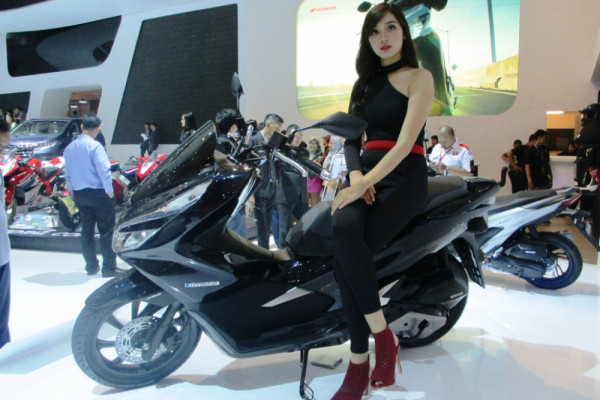 Honda PCX Hybrid produksi Indonesia hadir, berapa harganya?