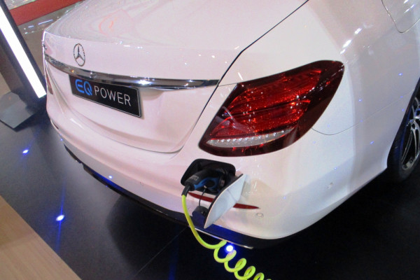 Saingi Tesla, Mercedes-Benz siapkan mobil listrik kompak