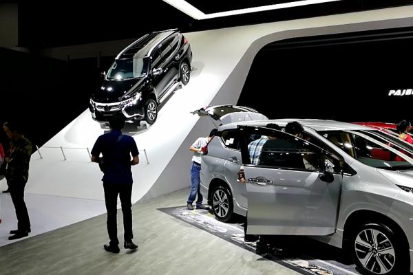 IIMS sumbang 50 persen penjualan Mitsubishi di Jabodetabek