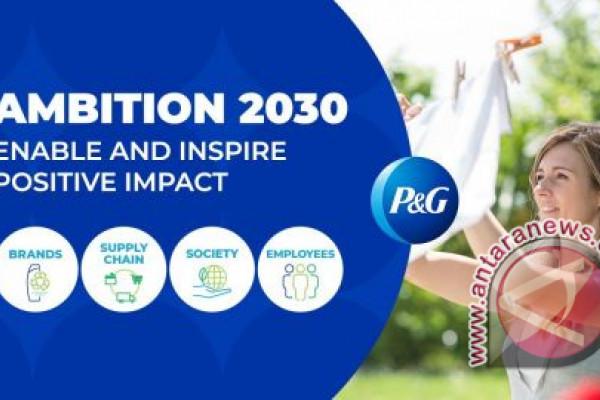 P&G umumkan tujuan keberlanjutan lingkungan baru yang fokus dalam memungkinkan dan menginspirasi dampak yang positif di dunia