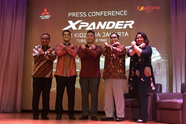 Mitsubishi akan buka establishment di Kidzania Surabaya