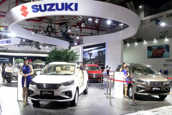 All New Ertiga dominasi penjualan Suzuki di IIMS