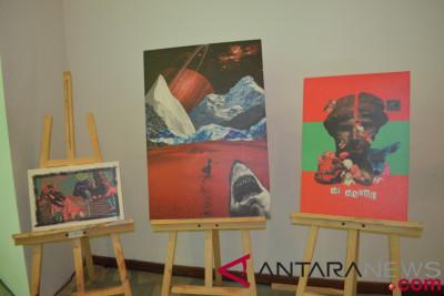 Erudio School of Art (EsoA) mengadakan pameran bertajuk 'Basa-Basi' di Goethe-Institut Jakarta