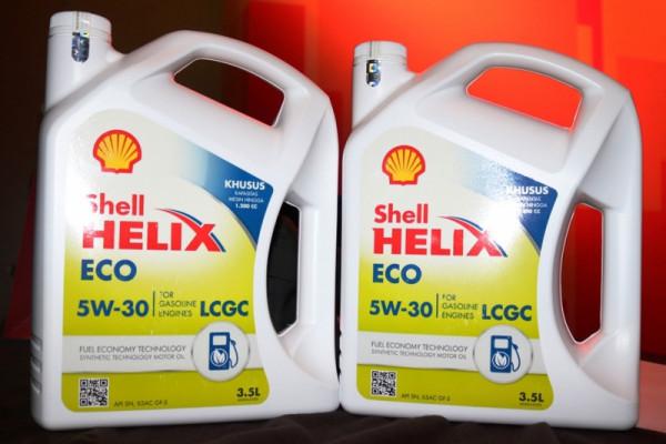 Shell hadirkan pelumas khusus mobil LCGC