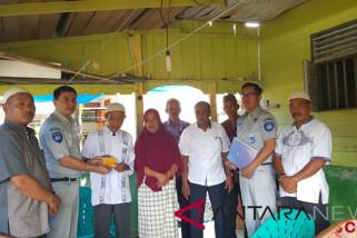 Kurang dari 24 jam, Jasa Raharja bayarkan santunan korban meninggal KM Sinar Bangun
