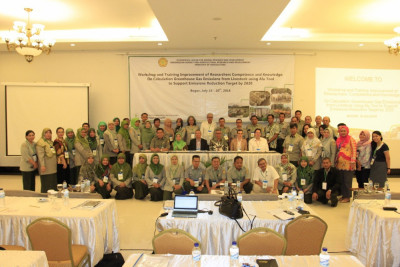 Kementan gelar workshop dukung program pengurangan emisi 26 persen 2020