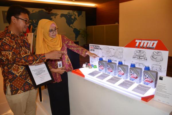 Berkat inovasi kemasan, TMO sabet Good Design Indonesia