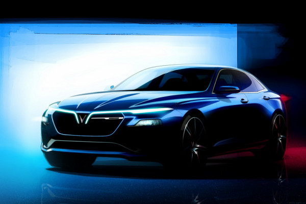 Pabrikan mobil Vietnam bakal debut SUV-sedan di Paris Motor Show