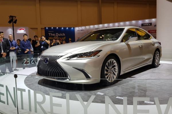 Mengenal teknologi Hybrid Electric dan Eco-Turbo dari Lexus