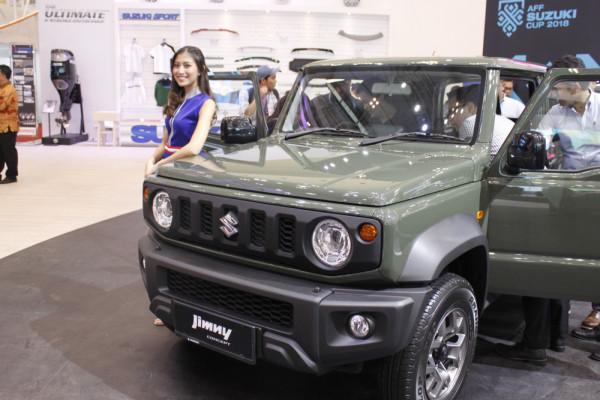 Harapan Suzuki memproduksi SUV legendaris Jimny di Indonesia