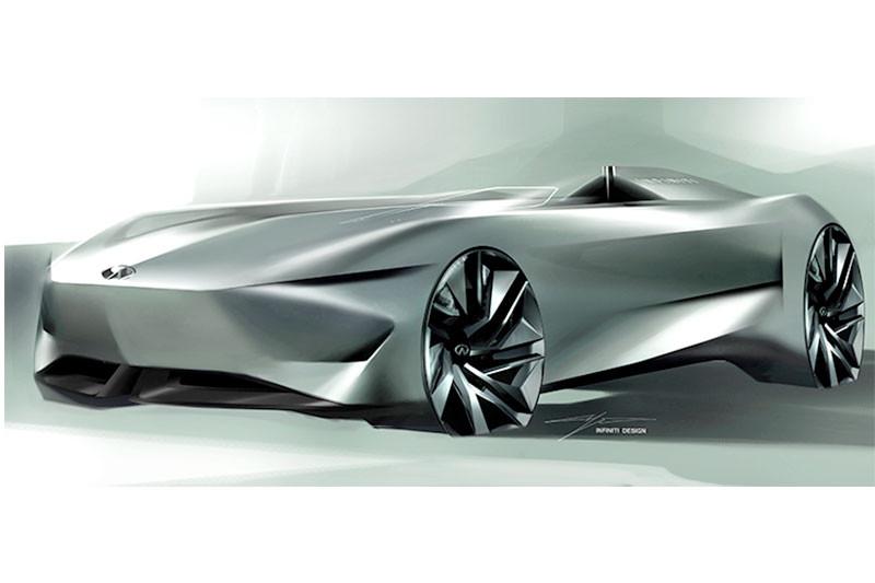 Infiniti pamer desain mobil listrik Prototype 10