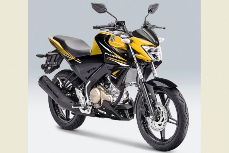 Yamaha Vixion dapat sentuhan warna baru
