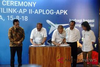 AP II dan Citilink gandeng startup optimalkan pemanfaatan bagasi pesawat