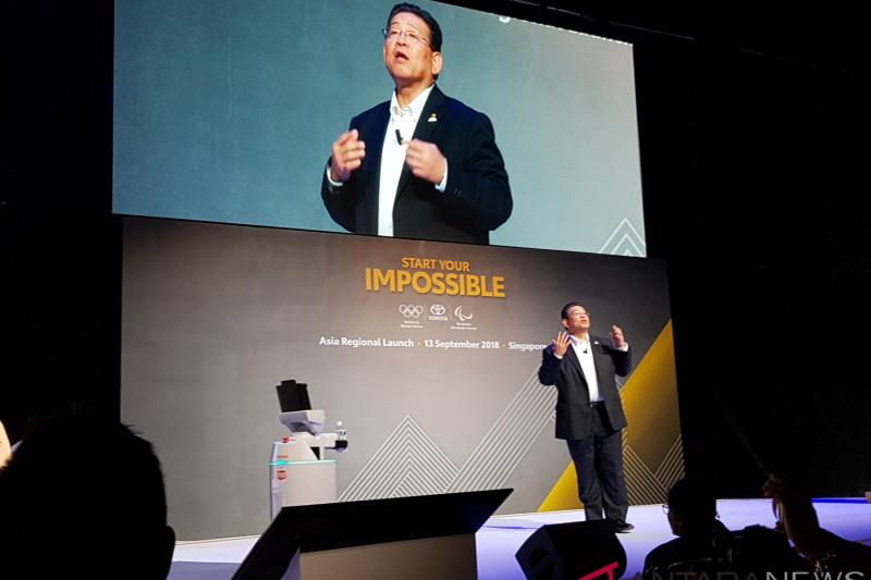 "Toyota Asia Pasifik luncurkan kampanye ""Start Your Impossiable"""