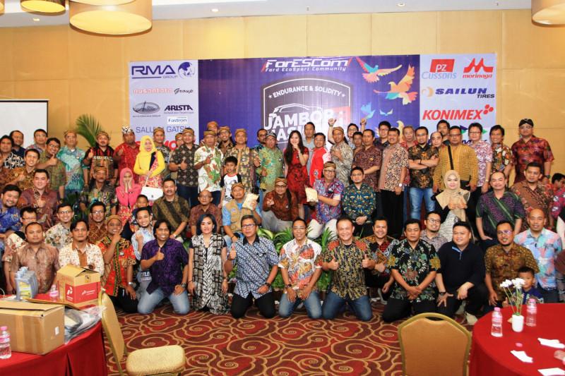 Komunitas Ford EcoSport gelar Jambore Nasional di Solo