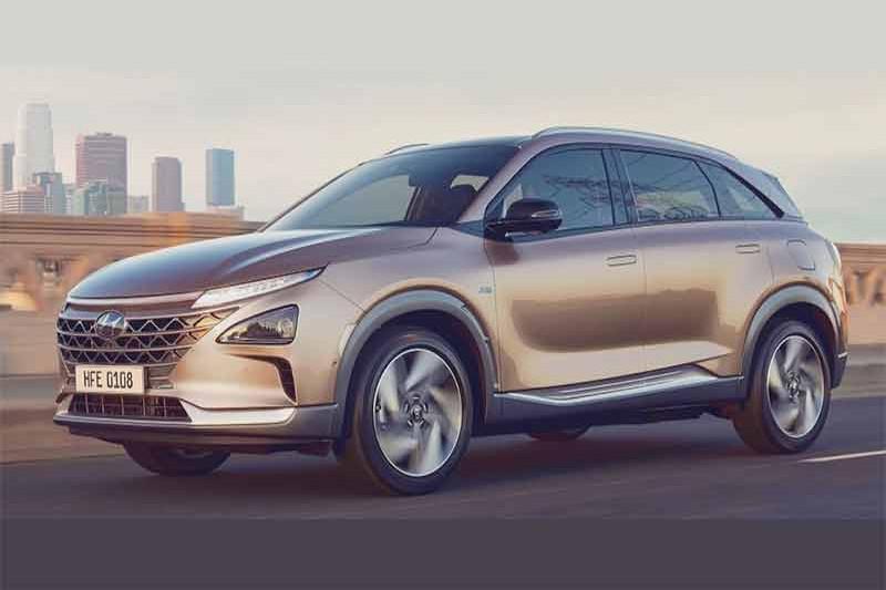 Enam hal keren mengenai Hyundai All-New NEXO
