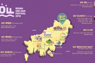 Busan akan jadi tuan rumah festival Hallyu terbesar di Asia