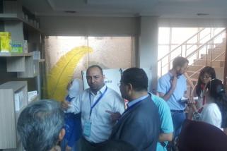 Delegasi NMRA Palestina Kunjungi PT Kimia Farma