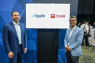 CIMB Group bergabung dengan RippleNet kembangkan solusi pembayaran instan ke ASEAN