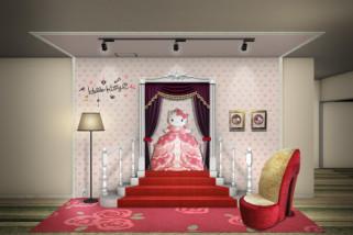 The Keio Plaza Hotel Tama hadirkan lokasi foto baru bernuansa �Hello Kitty� dan kamar bertema karakter Sanrio