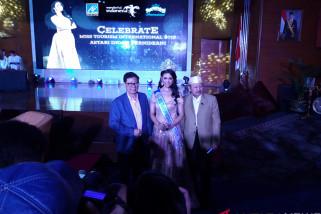 Indonesia berjaya di ajang putri pariwisata internasional 2018