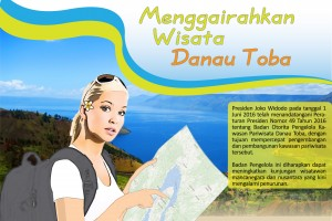 Menggairahkan Wisata Danau Toba