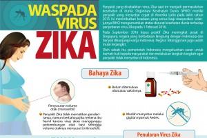 Waspada Virus Zika