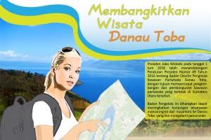 Membangkitkan Wisata Danau Toba