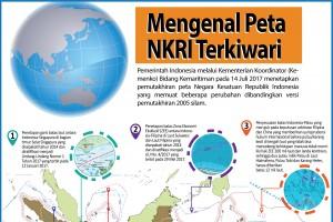 Peta NKRI