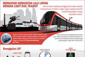 Mengatasi Kemacetan Lalu Lintas Dengan Light Rail Transit