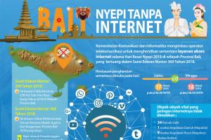 Bali: Nyepi Tanpa Internet