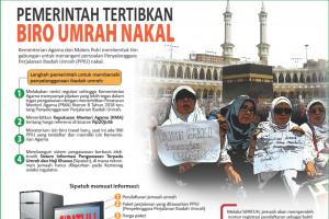 Biro Umrah Nakal
