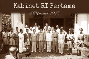 Sejarah Kemerdekaan: Kabinet RI Pertama