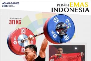 Peraih Emas Indonesia: Eko Yuli