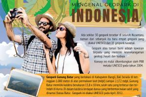 Mengenal geopark di Indonesia