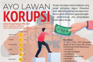 Ayo lawan korupsi