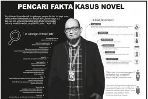 Pencari fakta kasus Novel