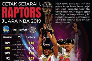 Raptors juara NBA 2019