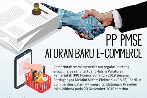 PP PMSE, aturan baru e-commerce