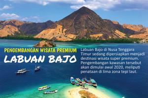 Pengembangan destinasi wisata premium Labuan Bajo