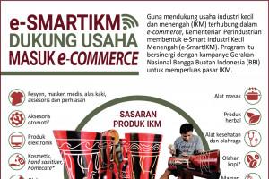 e-SmartIKM dukung usaha masuk 'e-commerce'